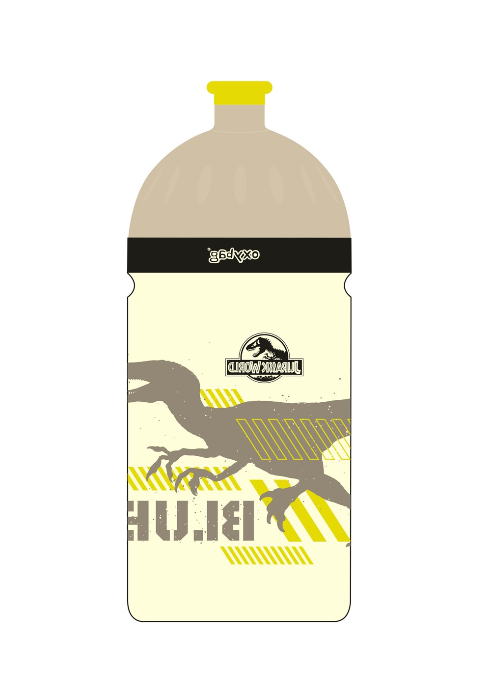 Láhev na pití 500 ml Jurassic World 2