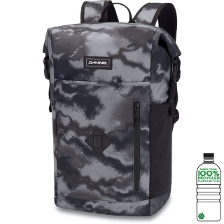 Batoh DAKINE MISSION SURF ROLL TOP PACK 28L Dark Ashcroft Camo