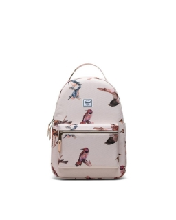 Batoh HERSCHEL Nova Mid-Volume Natural Birds