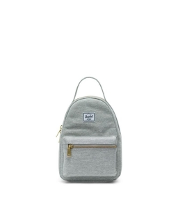Batoh HERSCHEL Nova Mini - Light Grey Crosshatch