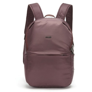 Městký batoh Pacsafe CRUISE ESSENTIALS BACKPACK pinot