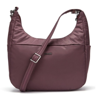 Kabelka Pacsafe CRUISE ALL DAY CROSSBODY pinot