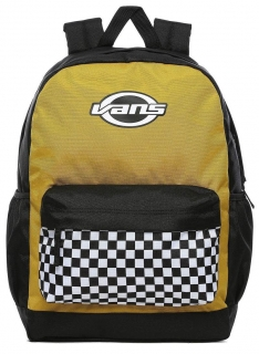 Dámský batoh VANS SPORTY REALM PLUS BACKPACK OLIVE OIL