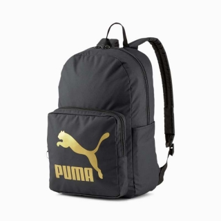 Batoh PUMA ORIGINALS BACKPACK BLACK GOLD