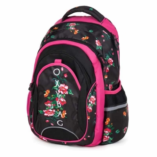Oxybag studentský batoh OXY Fashion Romantic Nature