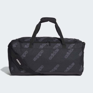 Taška ADIDAS Linear CF Duffel Medium Black