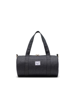 Taška HERSCHEL Sutton Mini Black Crosshatch