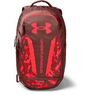 Volnočasový batoh Under Armour Hustle 5.0 Backpack-RED