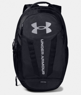 Volnočasový batoh Under Armour Hustle 5.0 Backpack- BLACK