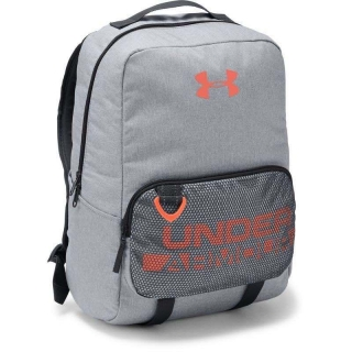Volnočasový batoh Under Armour Boys Armour Select Backpack-GREY