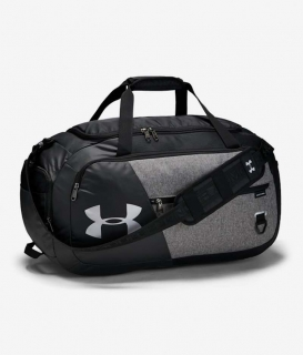 Taška přes rameno Under Armour Undeniable Duffel 4.0 MD-GREY