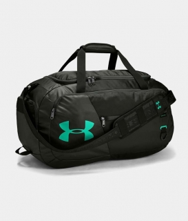 Taška přes rameno Under Armour Undeniable Duffel 4.0 MD-GREEN