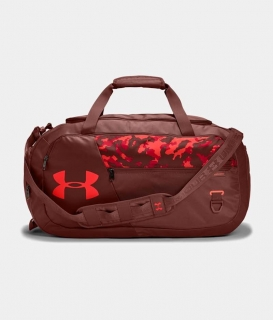 Taška přes rameno Under Armour Undeniable Duffel 4.0 MD-RED