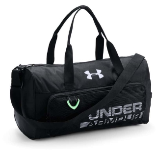 Taška přes rameno Under Armour Boys Select Duffel - BLACK