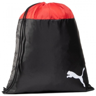 Vak PUMA TEAMGOAL 23 GYM SACK RED BLACK